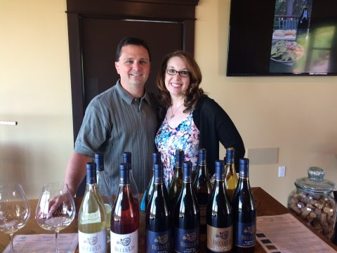 "Bells Up Winery is MyWineTribe.com's pick as the top micro-boutique winery in ""Best Stops on the Oregon Wine Trail"""