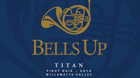 Bells Up's 2014 Titan wins Silver at Great Northwest Wine's 2016 Invitational Wine Competition