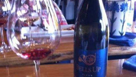 Bells Up's new Rosé, Memorial Day Weekend Open Houses featured by Lake Oswego Review.