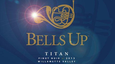 Yellow Alert! 2013 Titan Pinot Noir Approaching Sold Out Status