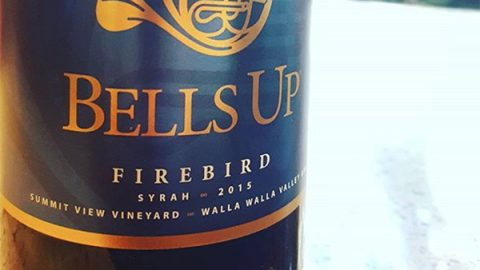 Bells Up Wines Featured at The Portland Wine Bar
