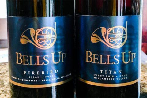 International Wine Report, Washington Wine Blog Award High Scores to Bells Up's 2015s