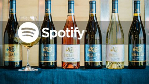 Ever Wonder What the Music Behind Bells Up's Wine Names Sounds Like?