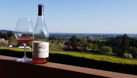 2017 Prelude Estate Rosé Release Featured by Willamette Valley Wineries Association