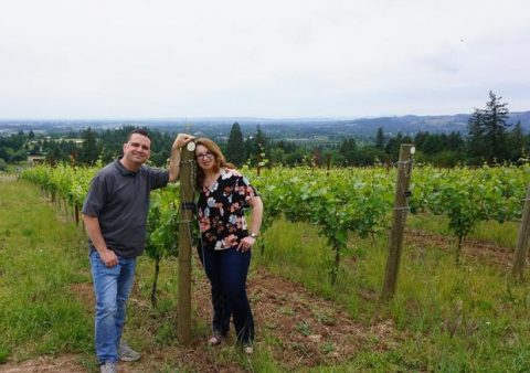 Wine Press Northwest Features Our Vineyard and Inspiration