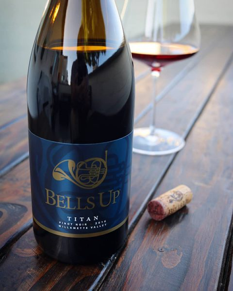 """2016 Titan is """"Juicy, Energetic and Exceptionally Balanced,"""" says Winery Reflections"""