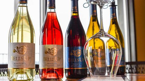 Drink In Life Reviews Bells Up Tasting Experience, Wines