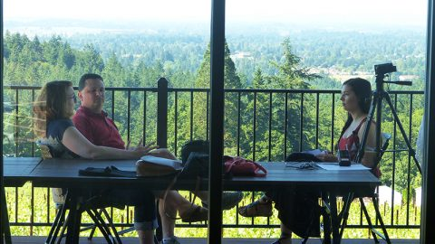 Dave and Sara Specter Interviewed for Oregon Wine History Archive
