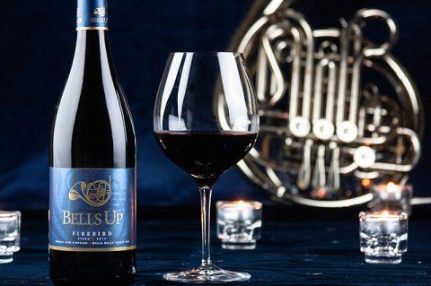 Written Palette Includes Bells Up's 2017 Firebird Syrah in Best Wines of 2019 List