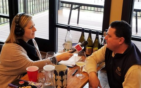 Wine Soundtrack's Allison Levine Interviews Bells Up Winemaker Dave Specter