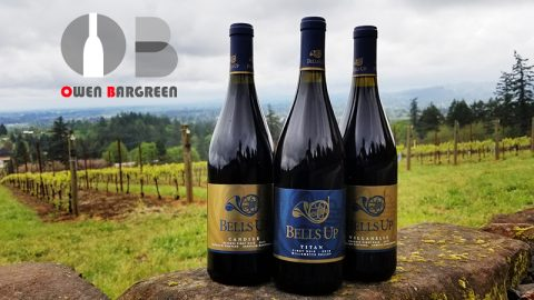 """2018 Bells Up Pinots Praised for """"Elegance and Soft Texture"""" by Reviewer Owen Bargreen"""