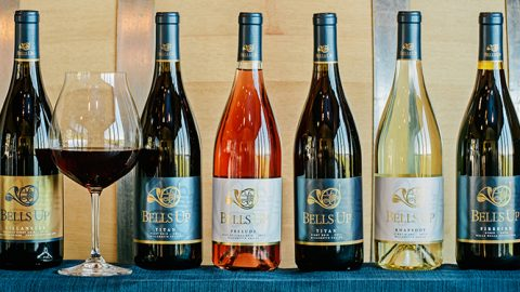 Herald the Holidays at Bells Up Winery: 5-Day Open House Event Held on Weekends Immediately Before and After Thanksgiving