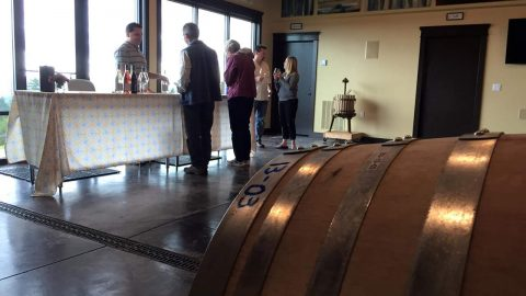 News Release: Bells Up Winery Announces Public Open House Hours on Weekends Immediately Before and After Thanksgiving