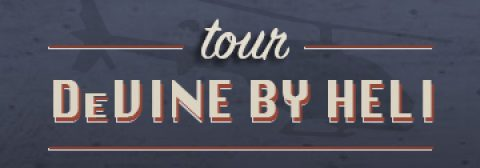 Some uplifting news for a Monday: Bells Up is now a featured stop on Tour DeVine by Heli.
