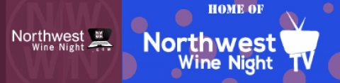 Bells Up's 2013 Titan pinot noir featured on Northwest Wine Night TV episode, live today.
