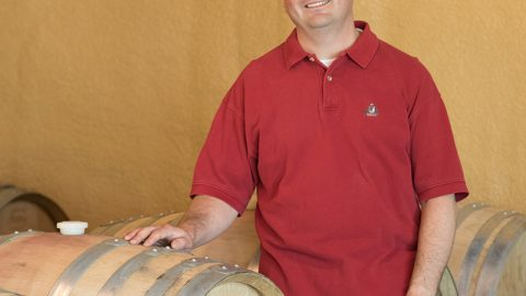 Bells Up Winemaker interviewed by The Fruit Grower Report about being Subterra's October Featured Winery