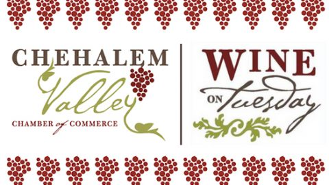 "Bells Up hosts Chehalem Valley Chamber's ""Wine on Tuesday"" event, April 11, 2017"