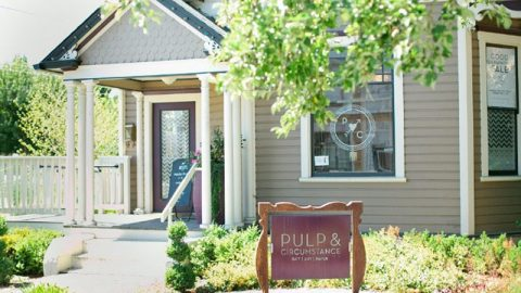 Bells Up to pour wines at Pulp & Circumstance during First Friday ARTwalk: May 5, 2017