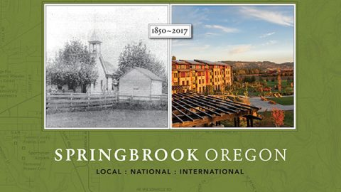 """Springbrook Oregon"" author Barbara Doyle to sign copies of new book at Bells Up on Saturday, May 20"