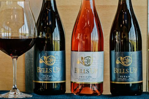 Bells Up Wines Now Available In Two Oregon Wine Shops