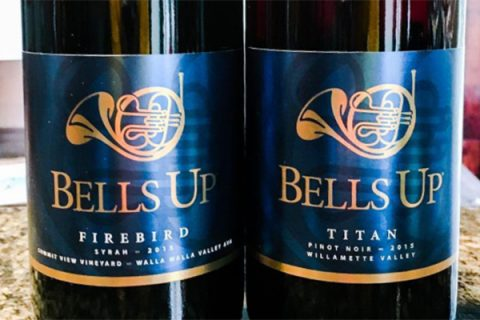 International Wine Report, Washington Wine Blog Award High Scores to Bells Up's 2015s