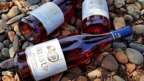 Nearly Sold-Out 2017 Prelude Rosé Favorably Reviewed by L.M. Archer