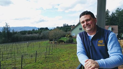 Vino-Sphere Includes Bells Up in Willamette Valley Tour