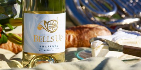 "Washington Wine Blog Calls 2018 Rhapsody Pinot Blanc an ""Awesome Release"""
