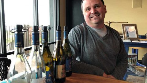 Bells Up Featured by Lake Oswego Review for Oregon Wine Month
