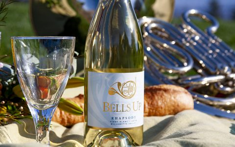 "2018 Rhapsody ""Reminiscent of Gooseberry and Lime Zest,"" Says Great Northwest Wine"