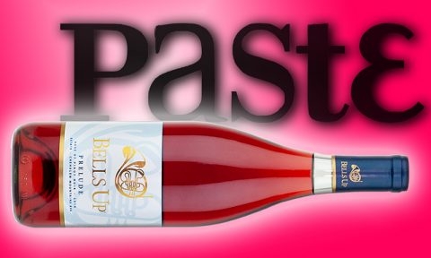 "Paste Magazine Declares 2018 Prelude Estate Rosé ""Full-Bodied and Somewhat Rich, But Also Bright"""