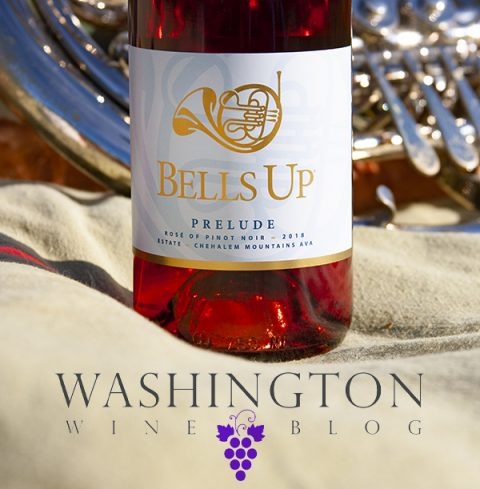 2018 Prelude Rosé of Pinot Noir Included in Washington Wine Blog's 2019 PacNW Rosé Report