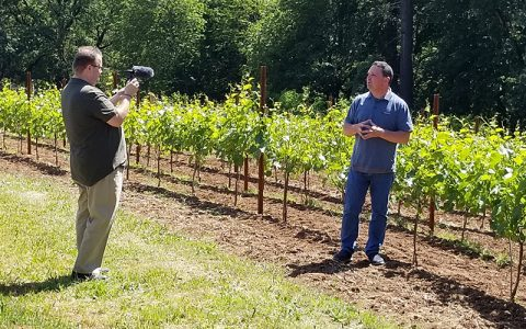 Helios Seyval Blanc Featured by Understanding Wine With Austin Beeman in New Video