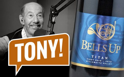 "Pair Bells Up Wines with ""La Cheeserie!"" THE Tony Kornheiser Gives Us a Shout-Out"