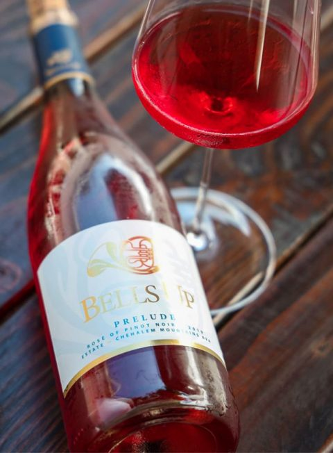 """Winery Reflections Calls 2019 Prelude """"An Exceptionally Bright, Energetic and Electrifying Rosé"""""""