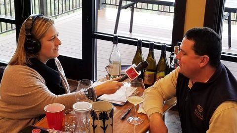 Wine Soundtrack's Allison Levine Interviews Bells Up Winemaker Dave Specter