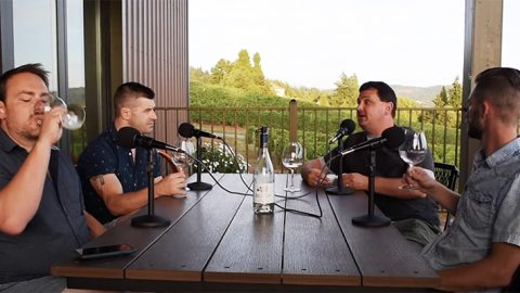 Willamette Valley's HosBrutality Podcast Talks Wine with Bells Up's Dave Specter