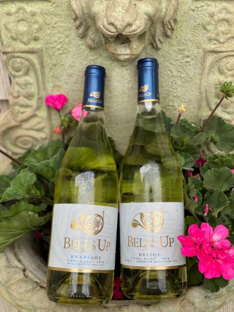 Wine Reviewer L.M. Archer Features Bells Up's Helios, Rhapsody, Prelude