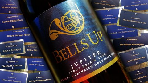 Introducing Jupiter: Our Most Personal Wine Release To Date