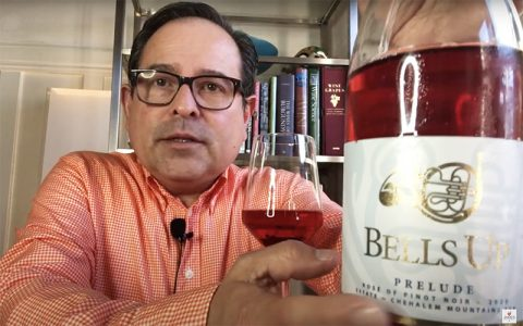 """James the Wine Guy Hails 2020 Prelude Estate Rosé As """"Fantastically Beautiful"""""""