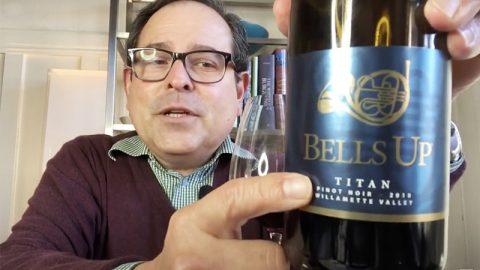 "James the Wine Guy Awards 2018 Titan Pinot Noir a 94-Point Score, Calls It a ""Beautiful, Splendid Wine"""
