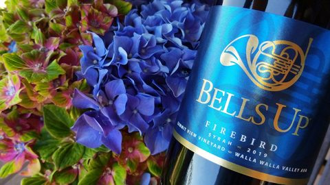 """Great Northwest Wine Hails 2019 Firebird Syrah's """"Juicy and a Bit Hedonistic"""" Character"""