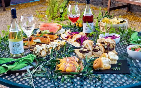Celebrate Summer, Crushed Grape Chronicles' Style, With Bells Up's Rhapsody Pinot Blanc and Prelude Rosé