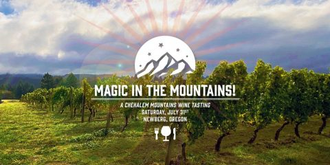 Sample Two Bells Up Wines at Magic in the Mountains – July 31, 2021